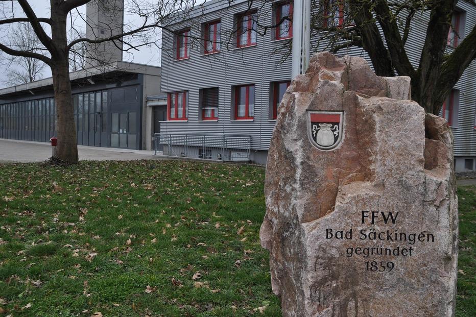 Feuerwehrgerätehaus - Bad Säckingen