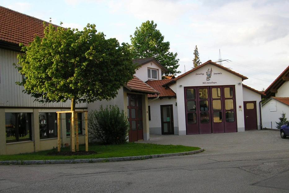 Feuerwehrgerätehaus Harpolingen - Bad Säckingen
