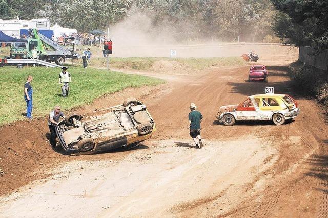 Sandgrube Autocross (Schachen)