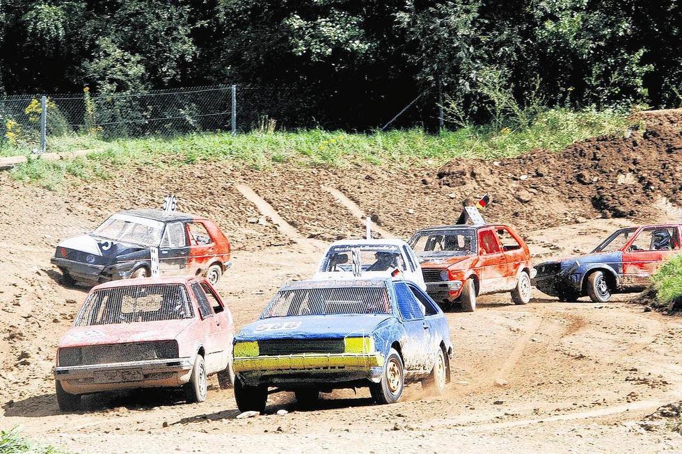 Sandgrube Autocross (Schachen) - Albbruck