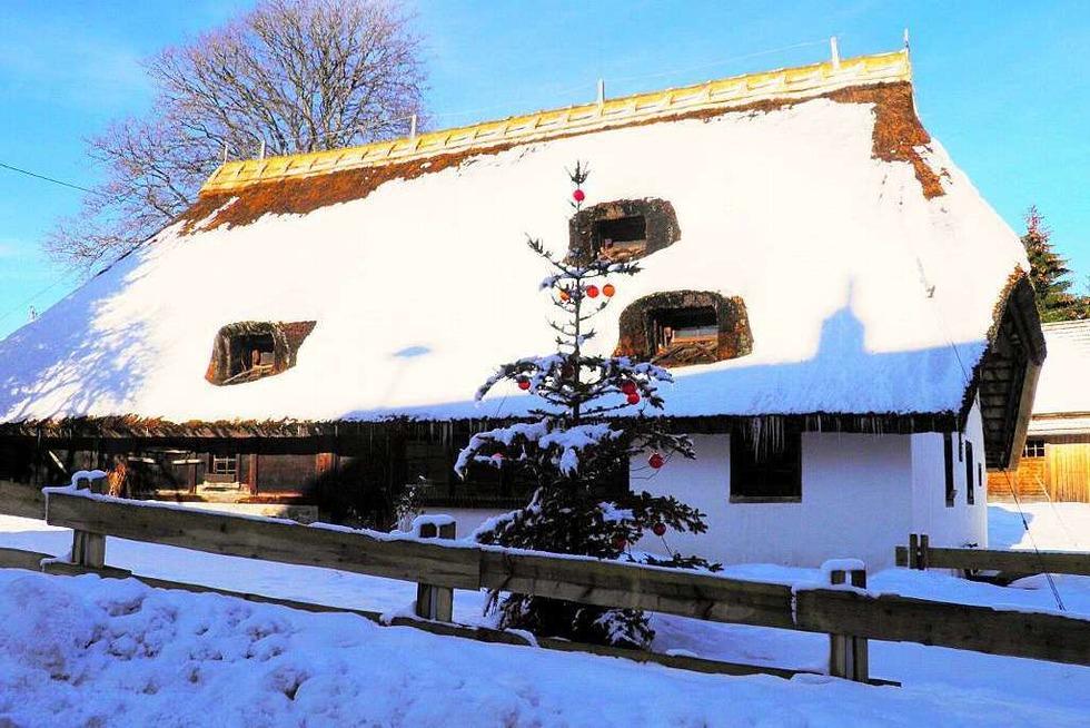 Freilichtmuseum Klausenhof (Großherrischwand) - Herrischried