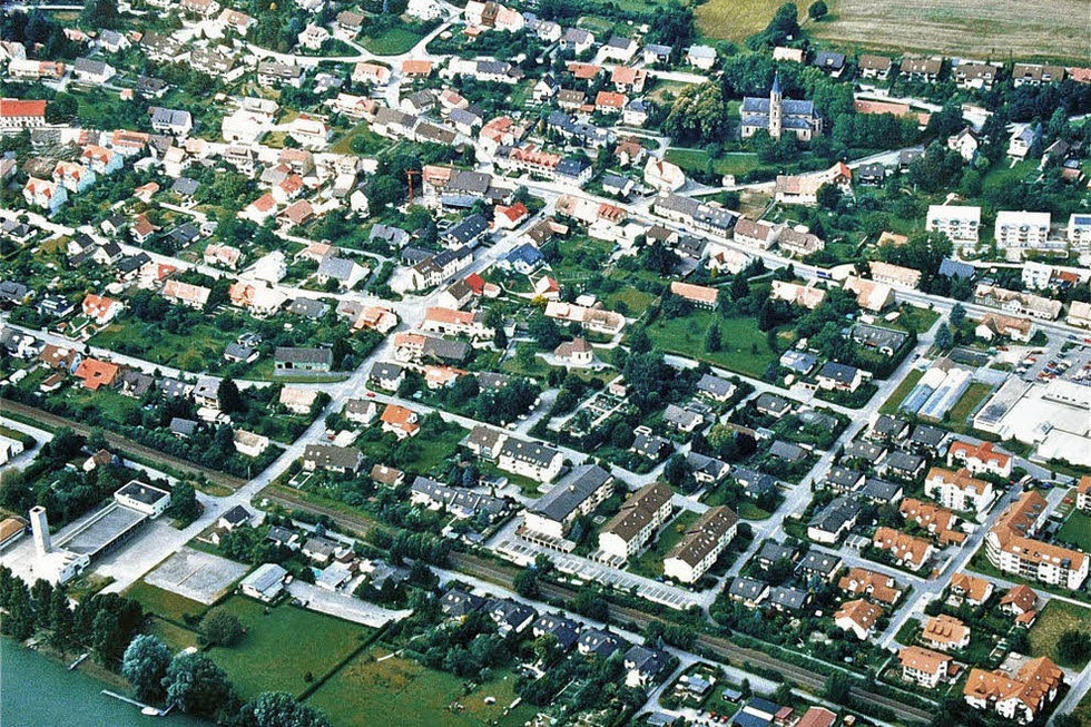 Stadtteil Obersäckingen - Bad Säckingen