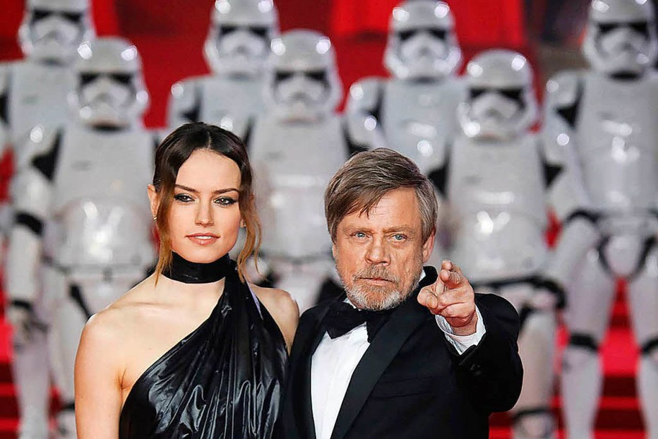 Fotos: Star Wars Premiere in London