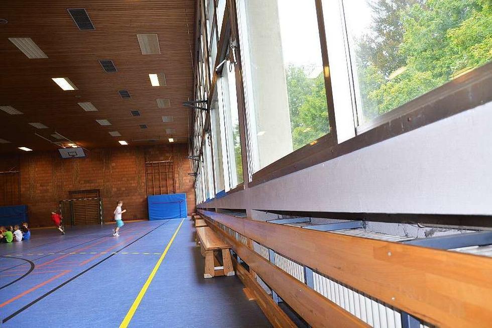 Sonnenrainhalle (Karsau) - Rheinfelden