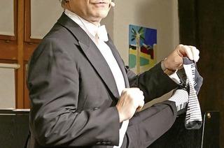 Musikalischer Adventskalender mit Armin Fischer