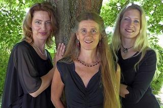 Ensemble CantaTre in Blansingen