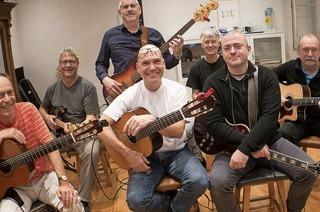 Stringmess - Sieben Herren mit vielen Saiten