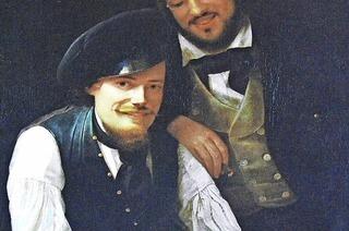 Werke der Malerbrüder Franz Xaver und Hermann Winterhalter in St. Blasien