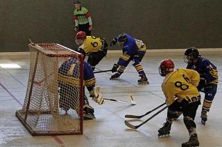 Skatehockey Schnuppertag