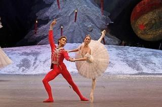 "Ballett ""Der Nussknacker"" live aus dem Bolshoi-Theater Moskau live im Union Filmtheater Lörrach"