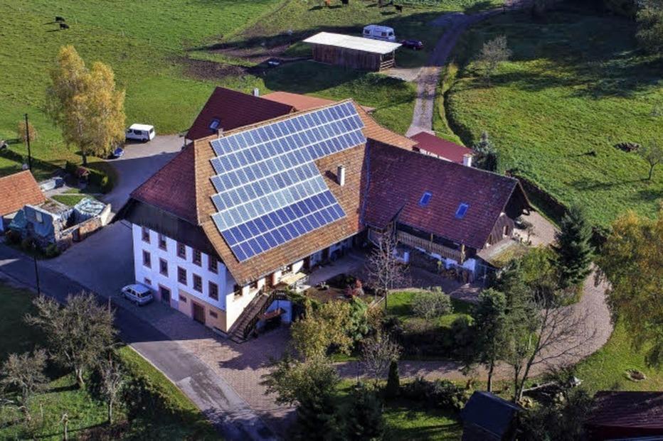 Mayerhof (Schweighausen) - Schuttertal