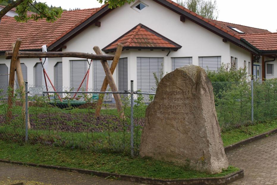 Ev. Kindergarten Vogelnest (Hauingen) - Lörrach