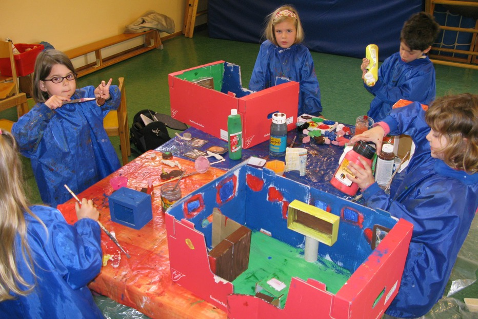 Kindergarten Auggener Weg - Müllheim