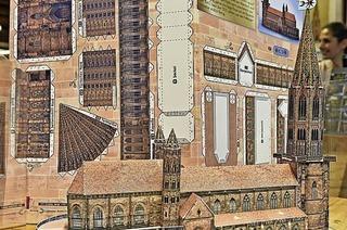Das Münster zum Selberbauen