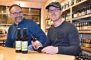 Ein fränkisch-amerikanisches Duo braut Pale Ale und Oatmalt Stout