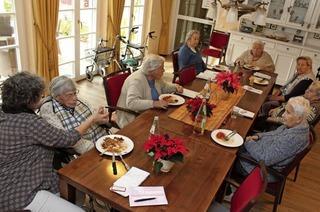 Im Katharina-Mathis-Stift in Merdingen sind Senioren betreut und doch eigenständig