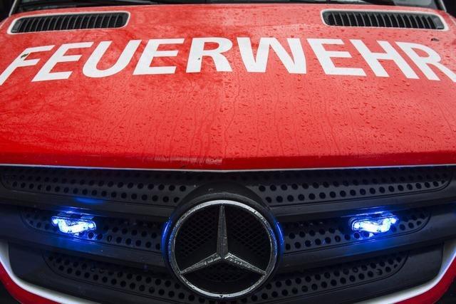 Schon wieder brennen Wohnmobile in Ettenheim – Serienbrandstifter am Werk?