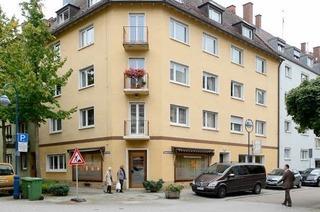Büggenreuterstraße (Stühlinger)