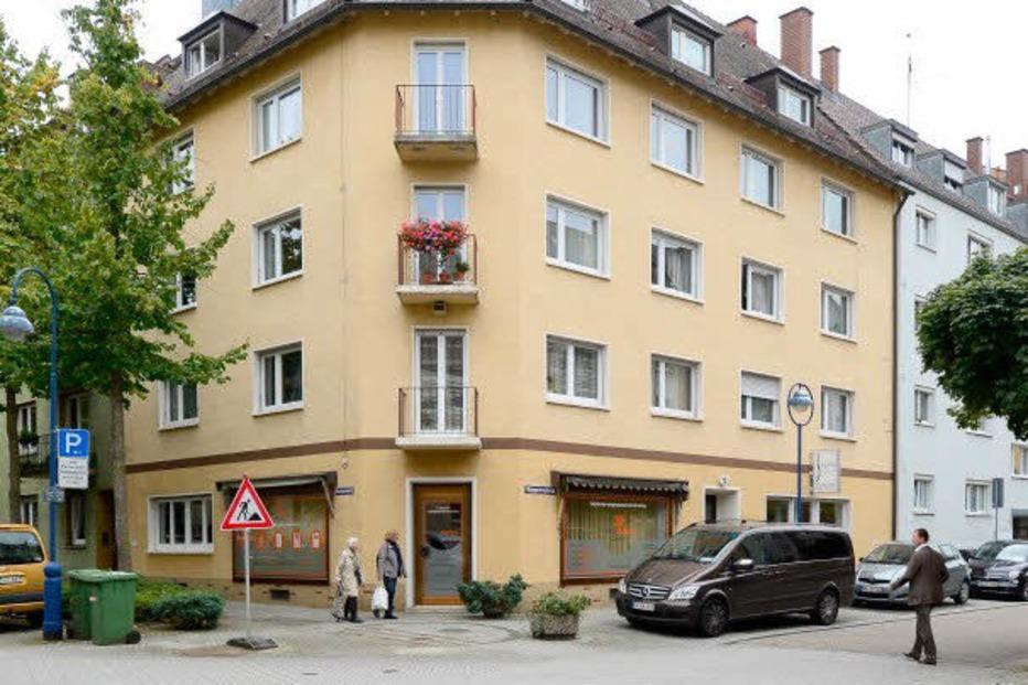 Büggenreuterstraße (Stühlinger) - Freiburg