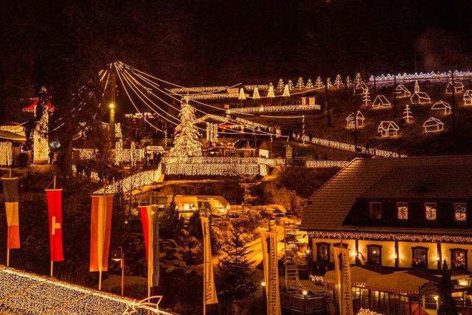 Triberger Weihnachtszauber (Naturerlebnispark) - Triberg