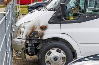 Serie von Autobränden geht weiter