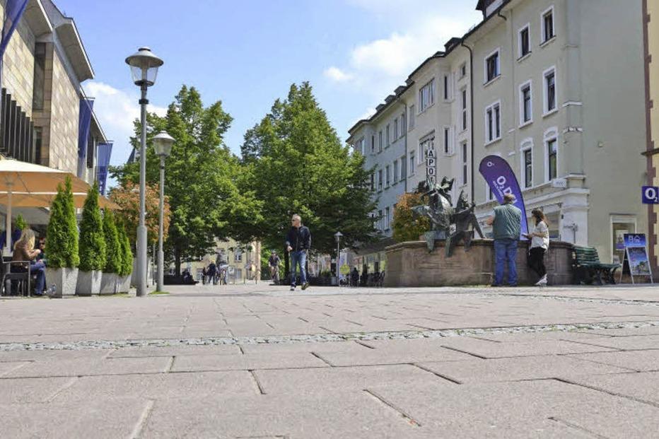 Lindenplatz - Offenburg