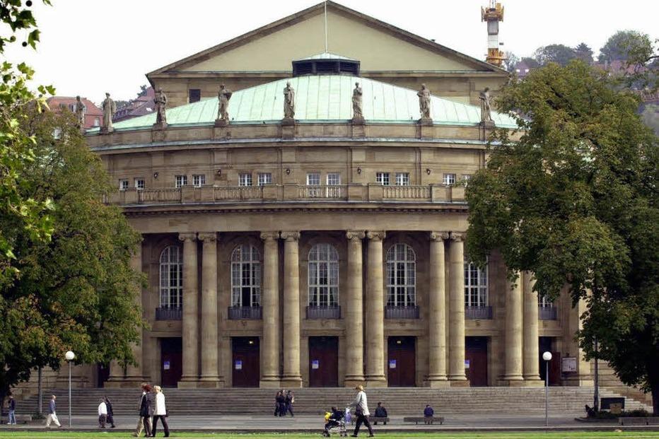 Oper Stuttgart - Stuttgart