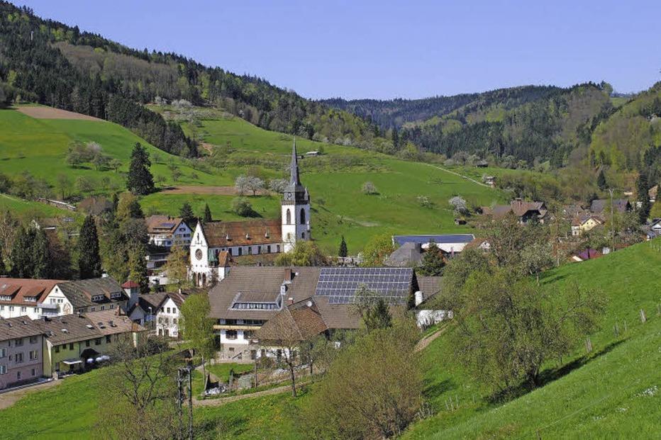 Ortsmitte - Nordrach