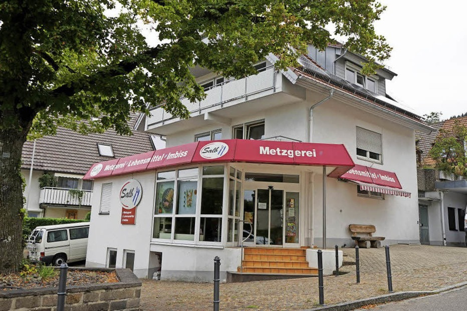 Metzgerei Salb (geschlossen) - Sölden