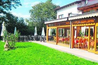 Gasthaus Baselblick auf der Britsche