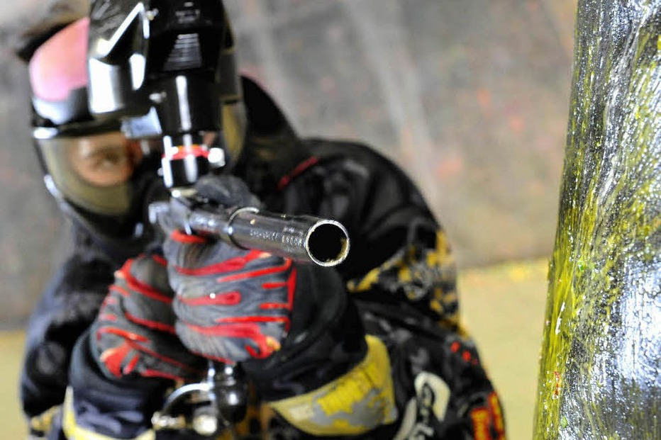 Space Paintball Haguenau - Haguenau