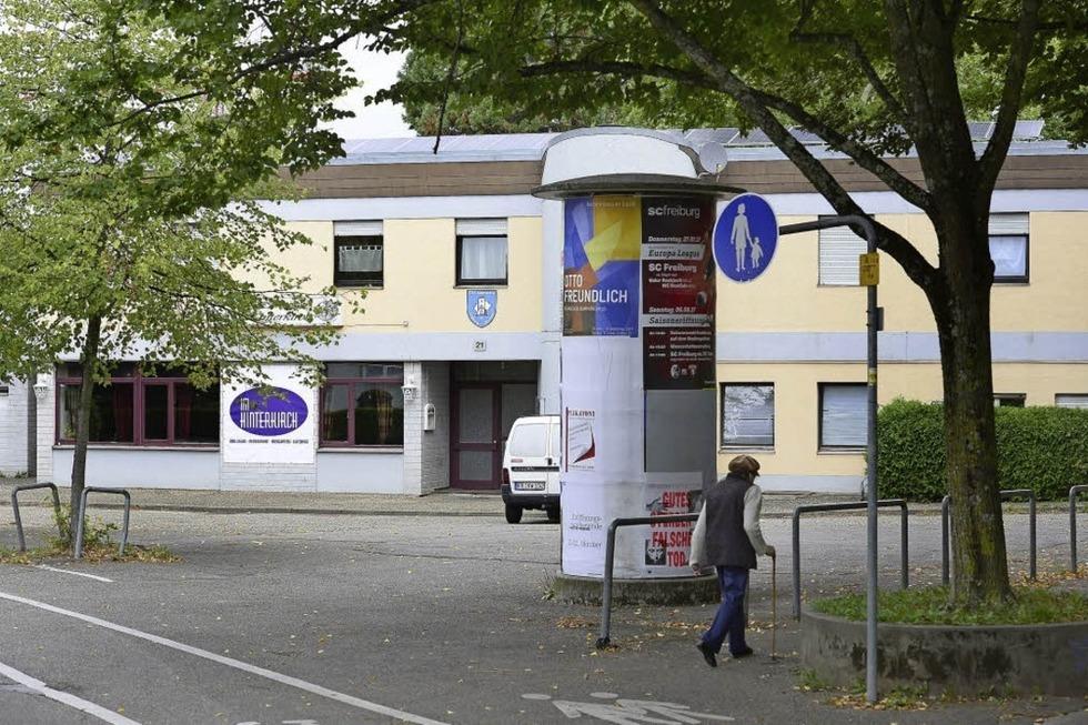 Sportgelände Alemannia Zähringen - Freiburg