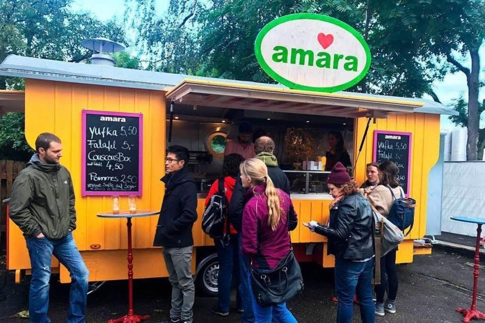 Döner Food-Truck Amara - Freiburg