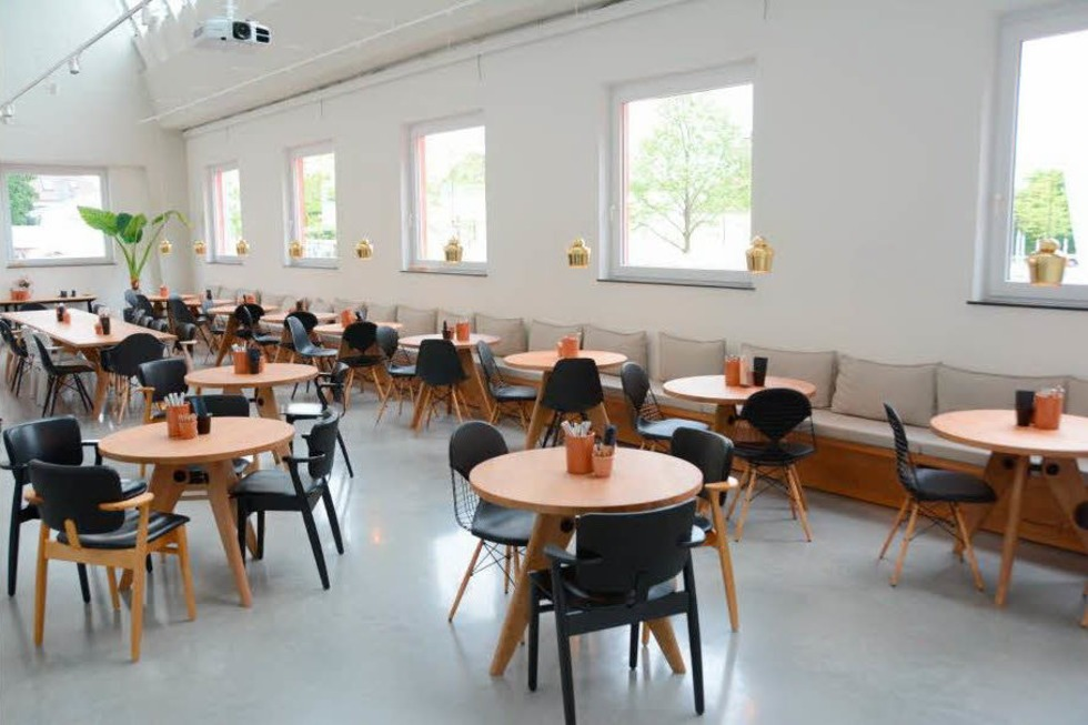 VitraHaus Cafe - Weil am Rhein