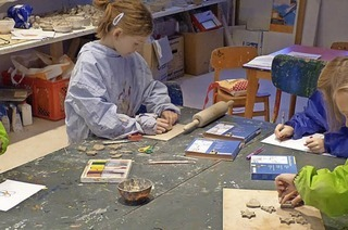 Jugendkunstschule Klecksel (Buchheim)