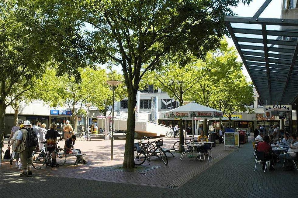Fritz-Schieler-Platz (Weingarten) - Freiburg