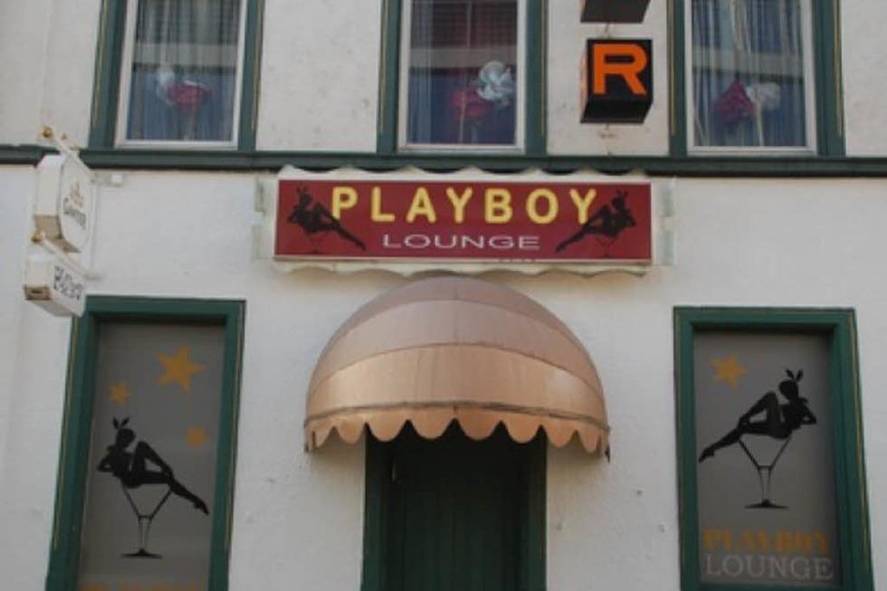 Playboy Bar (geschlossen) Freiburg Badische Zeitung TICKET