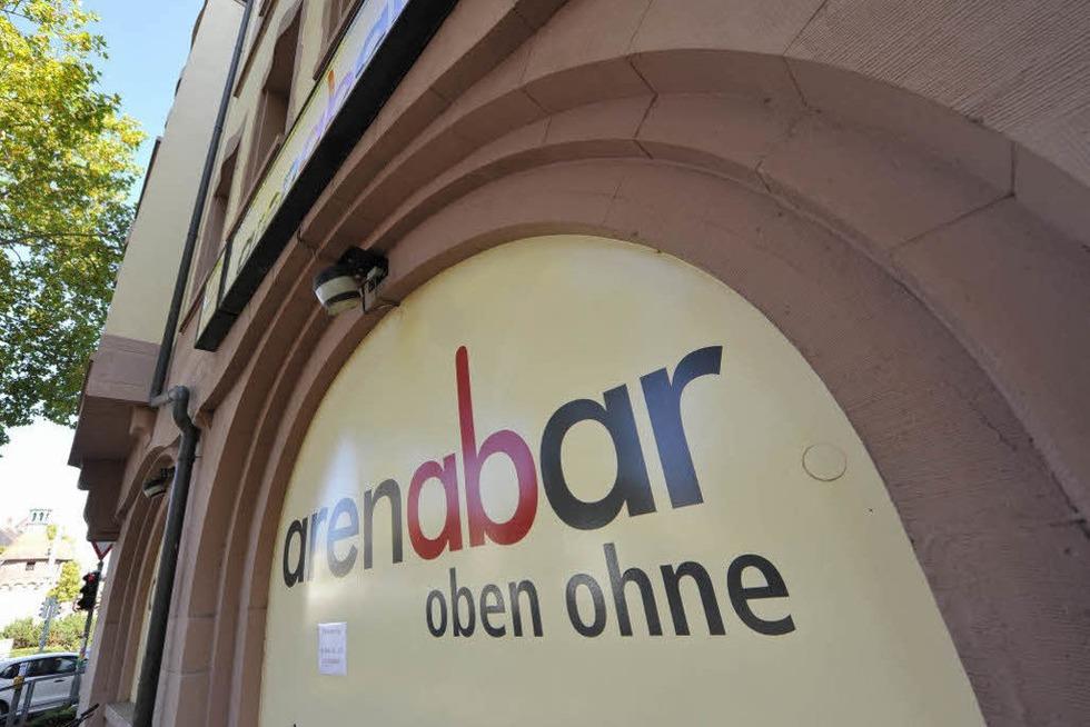 Arena Bar (geschlossen) - Freiburg