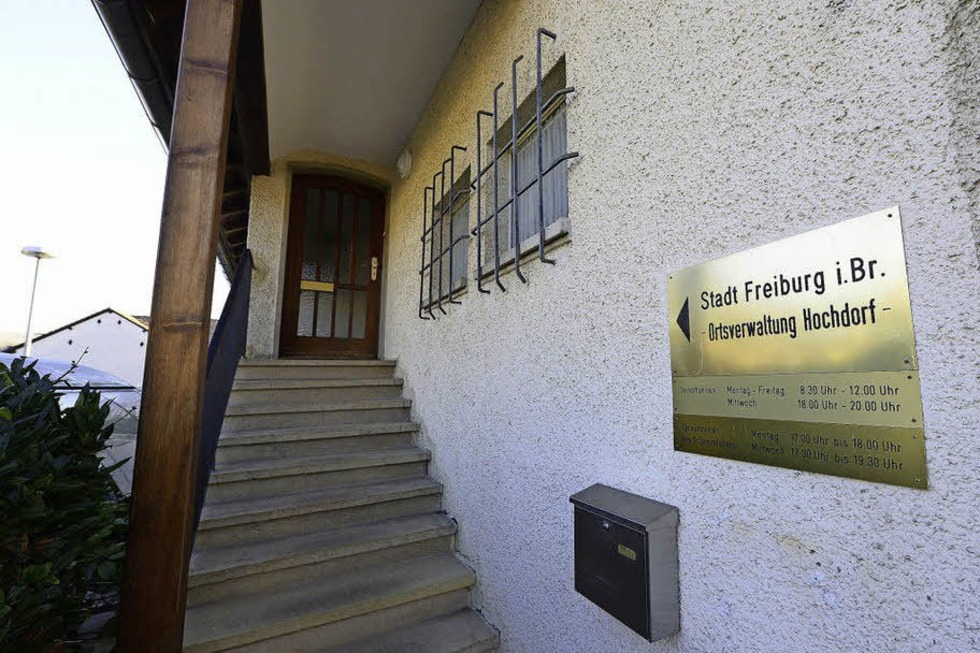 Rathaus Hochdorf - Freiburg