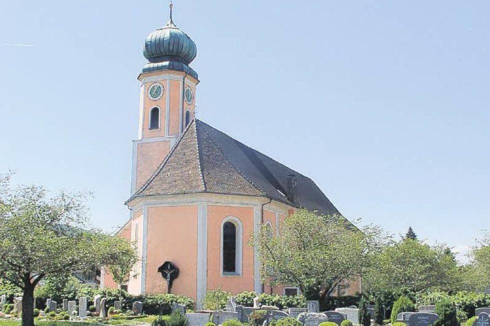 Kath. Kirche St. Clemens - Dogern