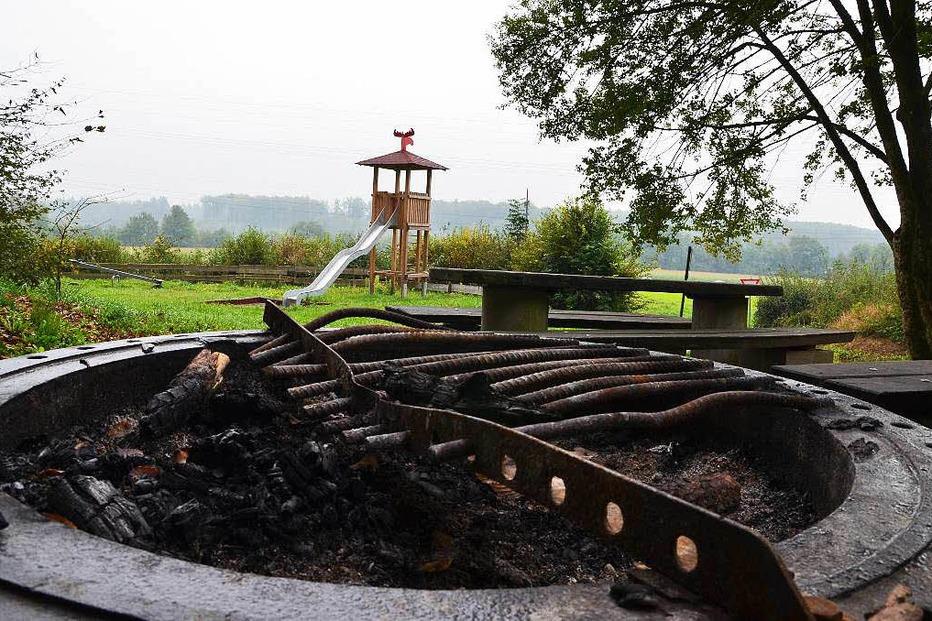 Spielplatz Bettlerkuchi Riedmatt - Rheinfelden