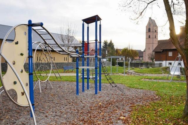 Spielplatz Baslerstraße