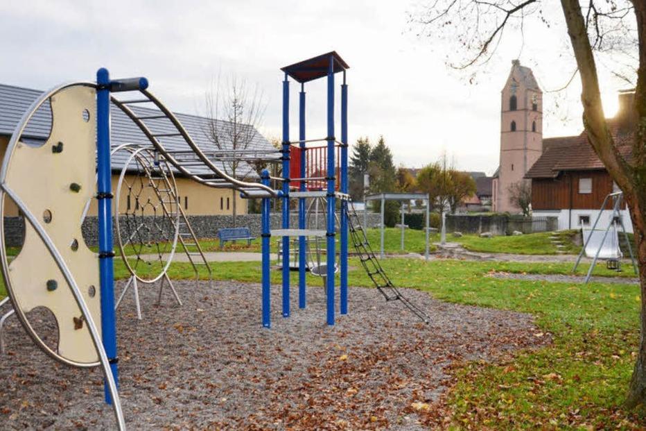 Spielplatz Baslerstraße - Efringen-Kirchen