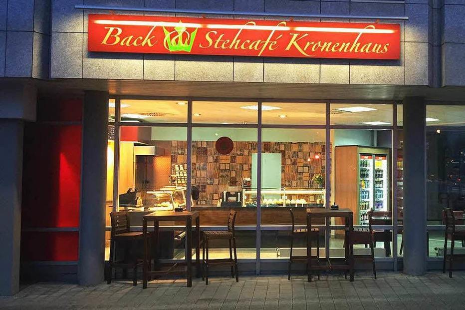 Back&Stehcafé Kronenhaus - Freiburg