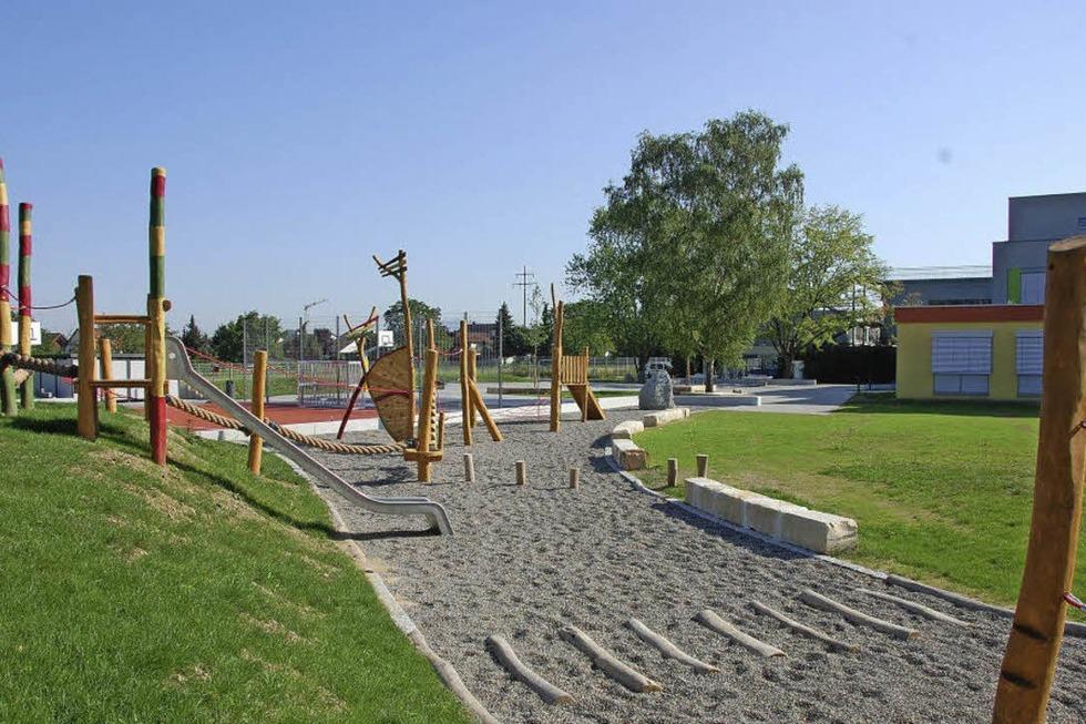 Spielplatz Hans-Thoma-Schule (Haltingen) - Weil am Rhein