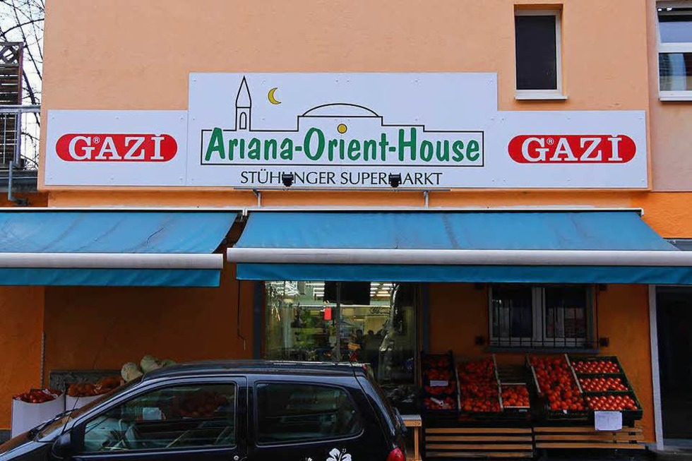 Ariana Orient House (Stühlinger) - Freiburg
