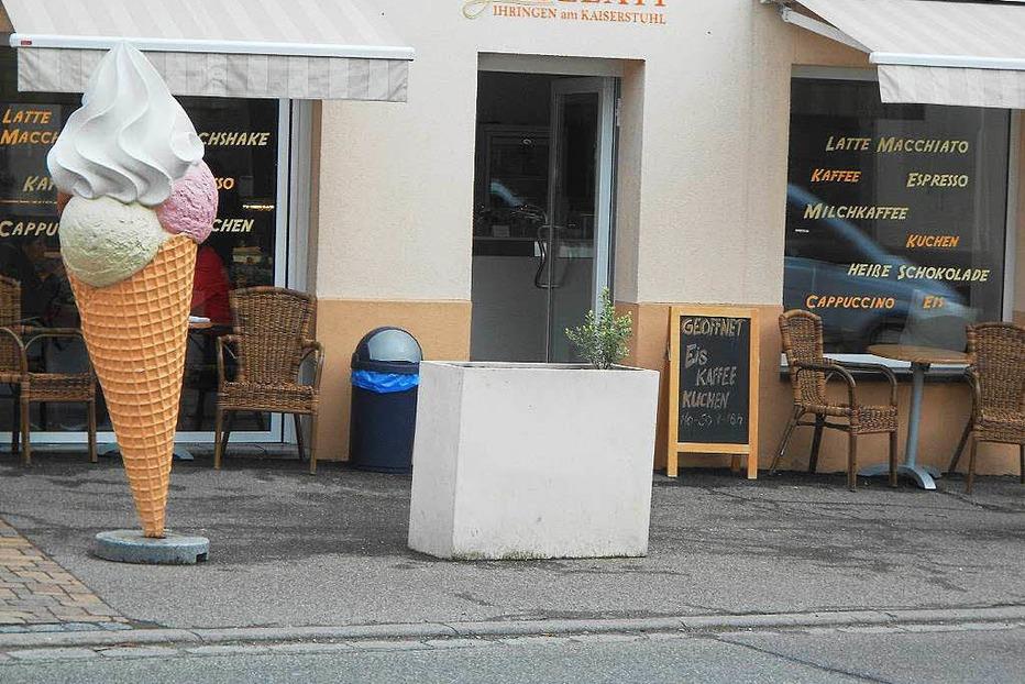 Eiscafé Gio Gelati - Ihringen