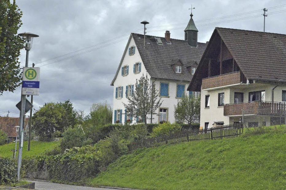 Rathaus Nordschwaben - Rheinfelden