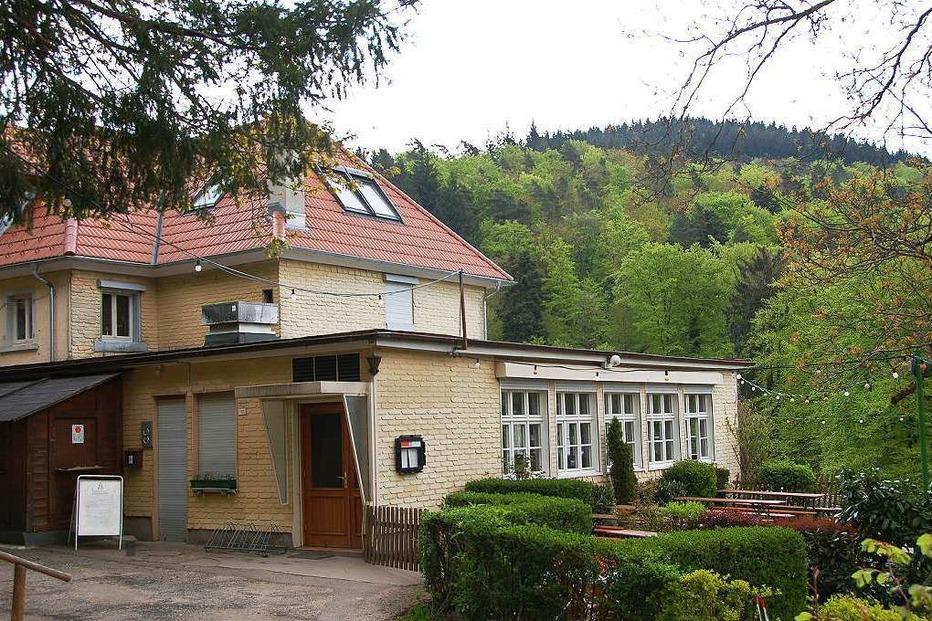 Waldrestaurant Zähringer Burg - Freiburg
