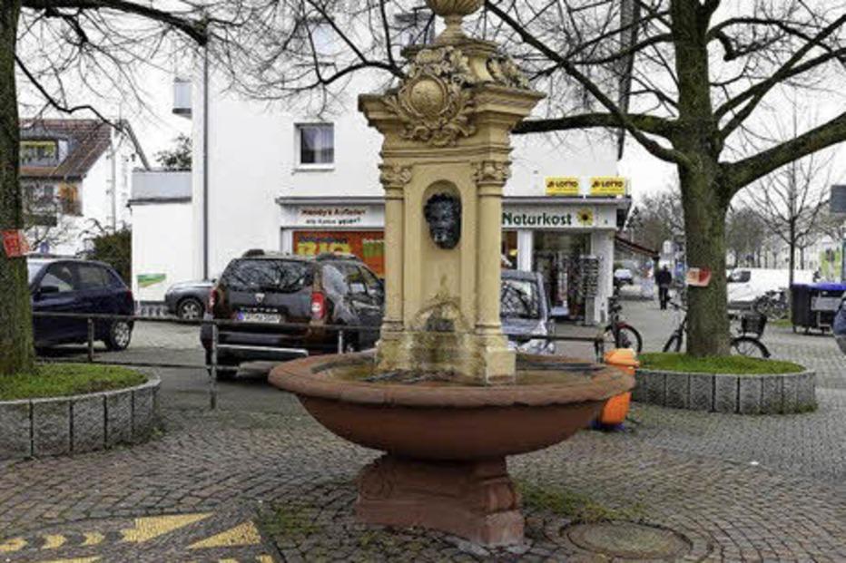 Dorfbrunnen (Haslach) - Freiburg